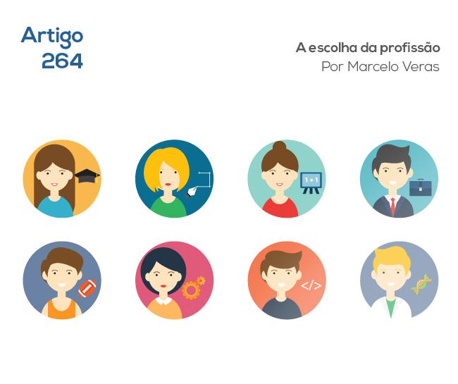 Artigo 264 – A escolha da profissão